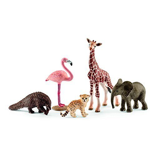 Schleich – 42388 – Figurine – Wild Life Modèle aléatoire: Les figurines Schleich sont toutes modélisées en détail et soigneusement peintes…