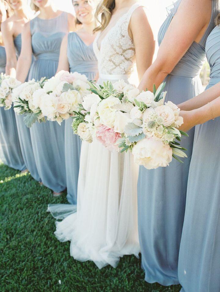 Wedding bouquet idea; Featured photographer: Carmen Santorelli Photography