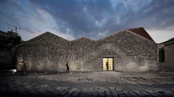 Robotic Brick Fabrication – Archi-Union Architects