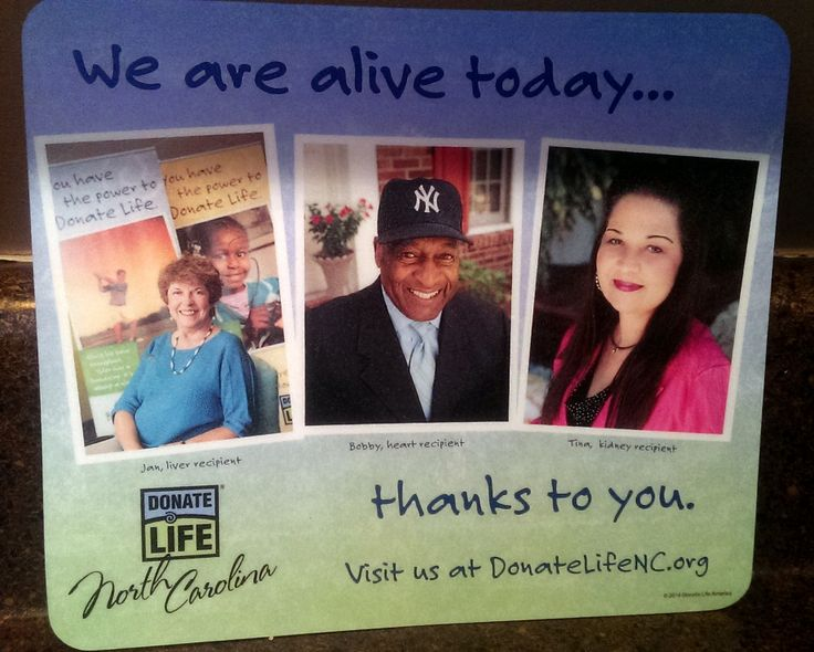 Check out the new mouse pads that will be delivered by our DMV Ambassadors for all NC driver's license examiners in April! #DonateLife #NCDMV #savelives