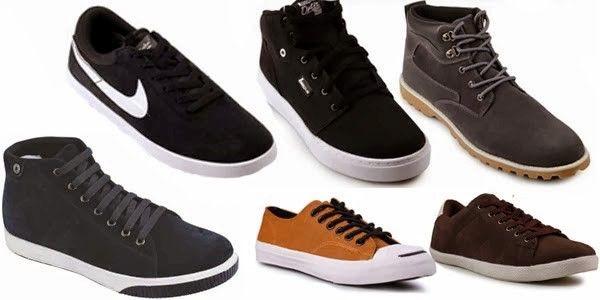 Sepatu ini sangt style'is kece bgt klu di pkai u/ hangout brng teman