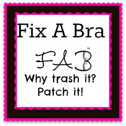 Fix A Bra in black and nude