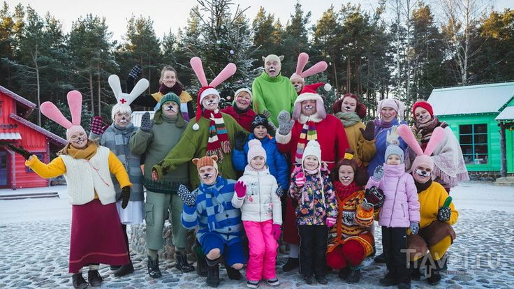 Семейный отдых в Эстонии