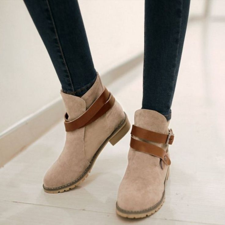 Awesome Car Shoe Womens Ankle Boot  Jushoes