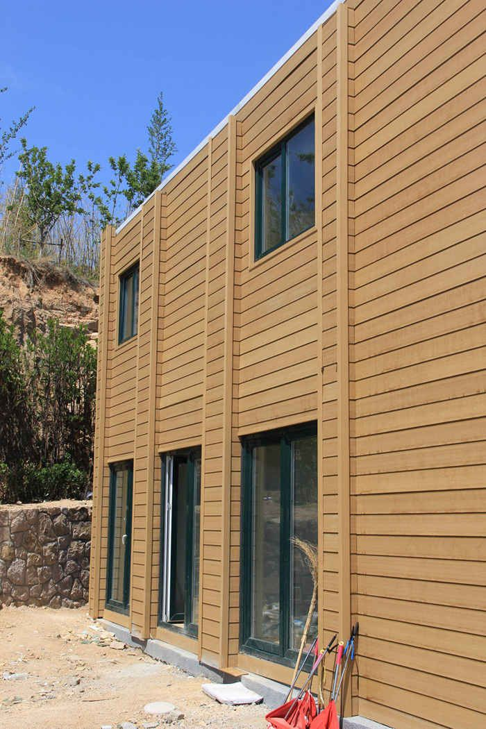 Exterior Composite Wall Panels : Best wpc eco wall panel cladding supplier images on