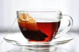 Fav drink- tea.      MO