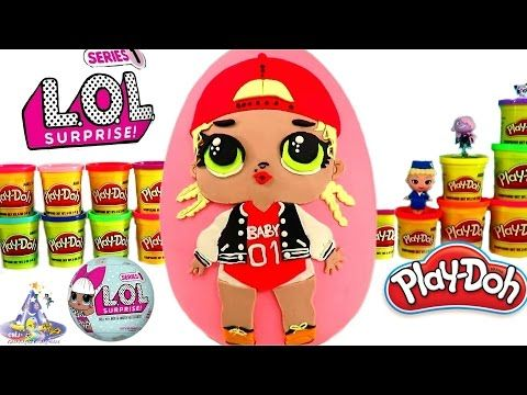 Huevo Sorpresa Gigante de Rough Toilet Paper de Grossery Gang Crusty Chocolate Plastilina Play Doh - YouTube