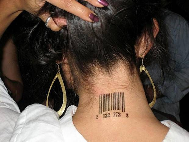 Reports from Spain and the United States have indicated that women working in the sex trade have been tattooed with the names of their pimps.  One Romanian woman – who was whipped and held against her will in Spain - had been tattooed with a bar code and a sum of money that investigators believed was the amount that she would have to earn before the gang holding her would release her.