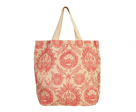 Gorgeous shopping bag from Apple Green Duck