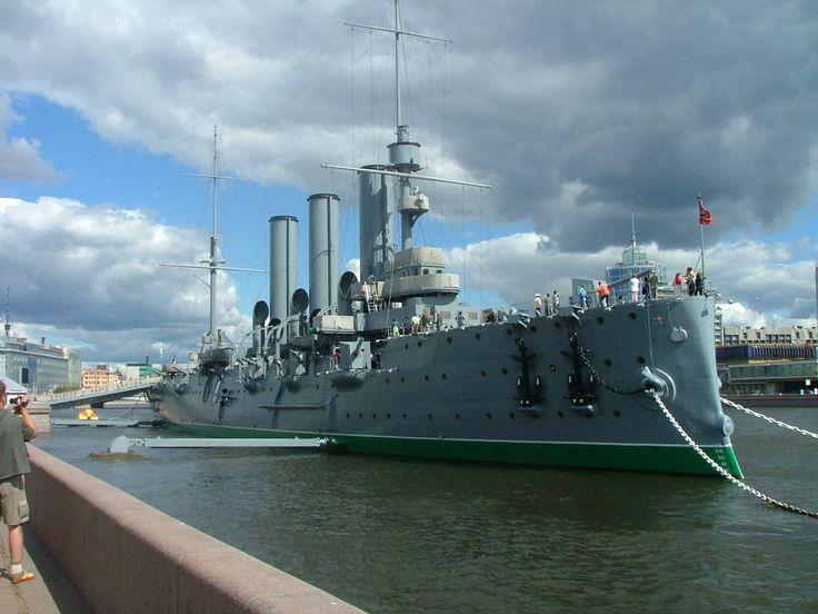 Saint Petersburg-Aurora