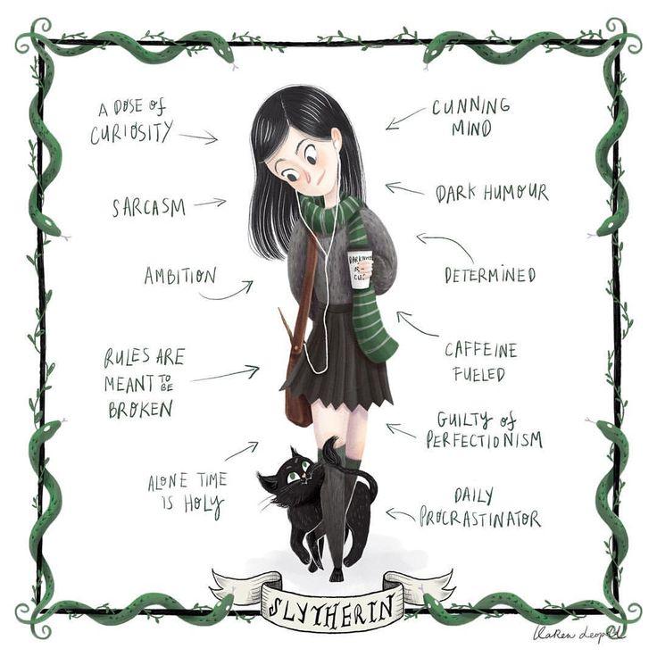 いいね!533件、コメント29件 ― Karen Leopold ⚡️さん(@karen_leopold)のInstagramアカウント: 「Myrtle is a perv!  #31daysofharry  . . . Day 16 of @thelicklekiwi Harry Potter prompts : Prefects…」