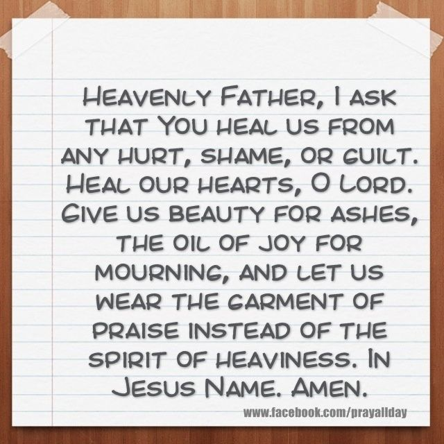 Prayer For Healing Quotes 5