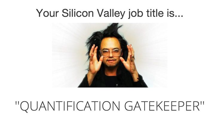 The Silicon Valley Job Title Generator, A Site That Randomly Generates Important-Sounding, Yet Meaningless Job Titles