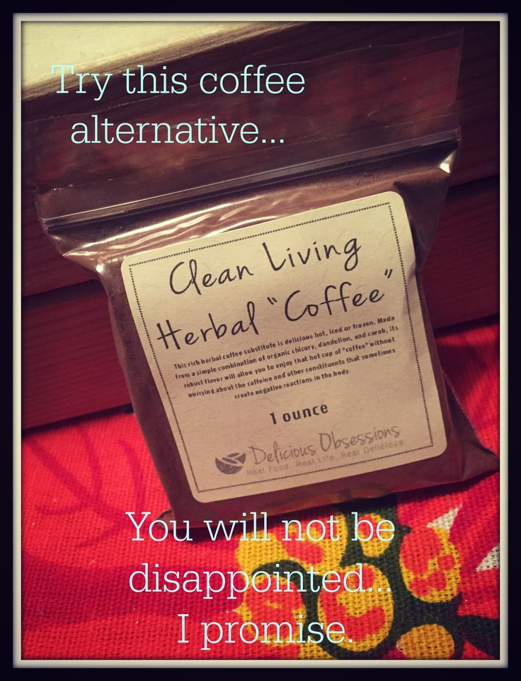 Clean Living Herbal Coffee Review from Purple Beet Nutrition