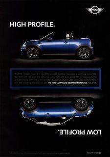 High Profile vs Low Profile   Mini