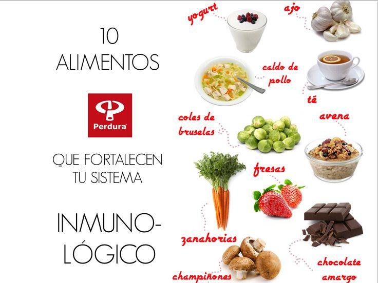 24 best salud y bienestar images on pinterest salud y bienestar alimentos saludables y especias - Alimentos sistema inmunologico ...
