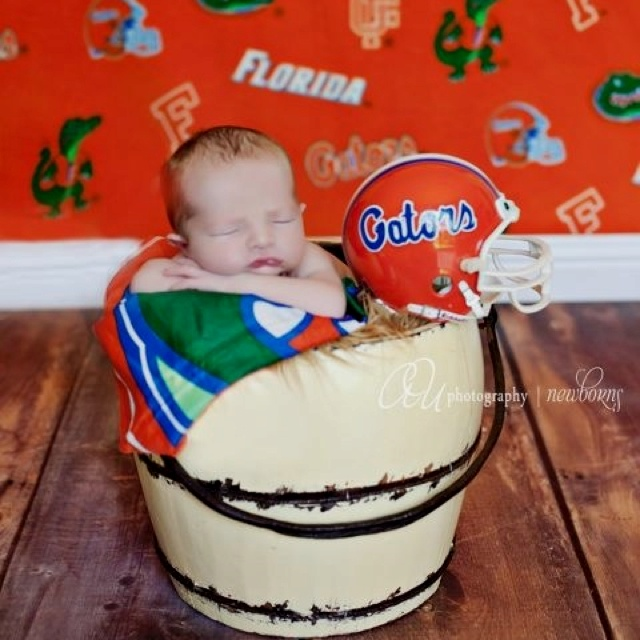 my children will not be anything but a florida fan