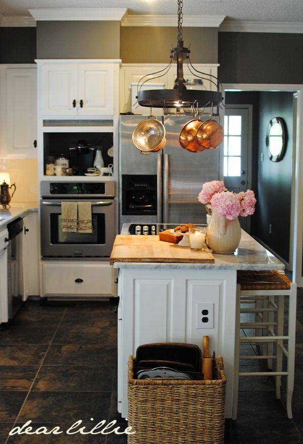 Dear Lillie: Matt and Meredith's HUGE Kitchen Makeover