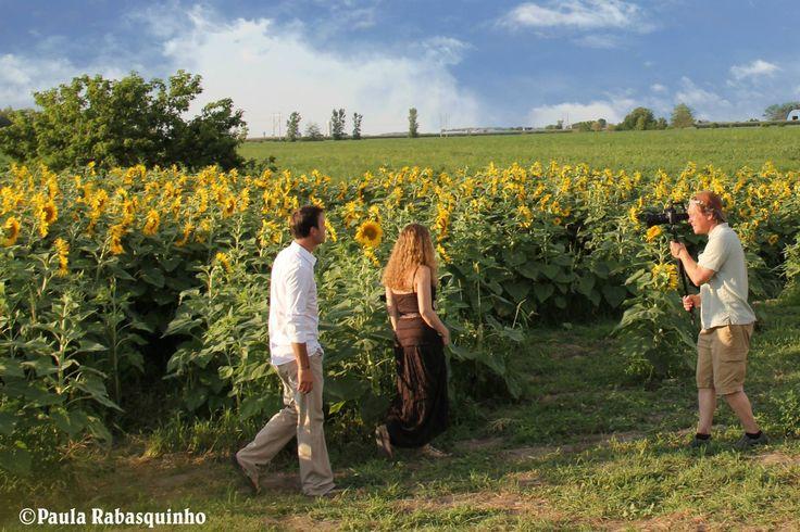 Image: Leah West Music www.leahwest.com/ Photography by: Paula Rabasquinho  #Sunflowers