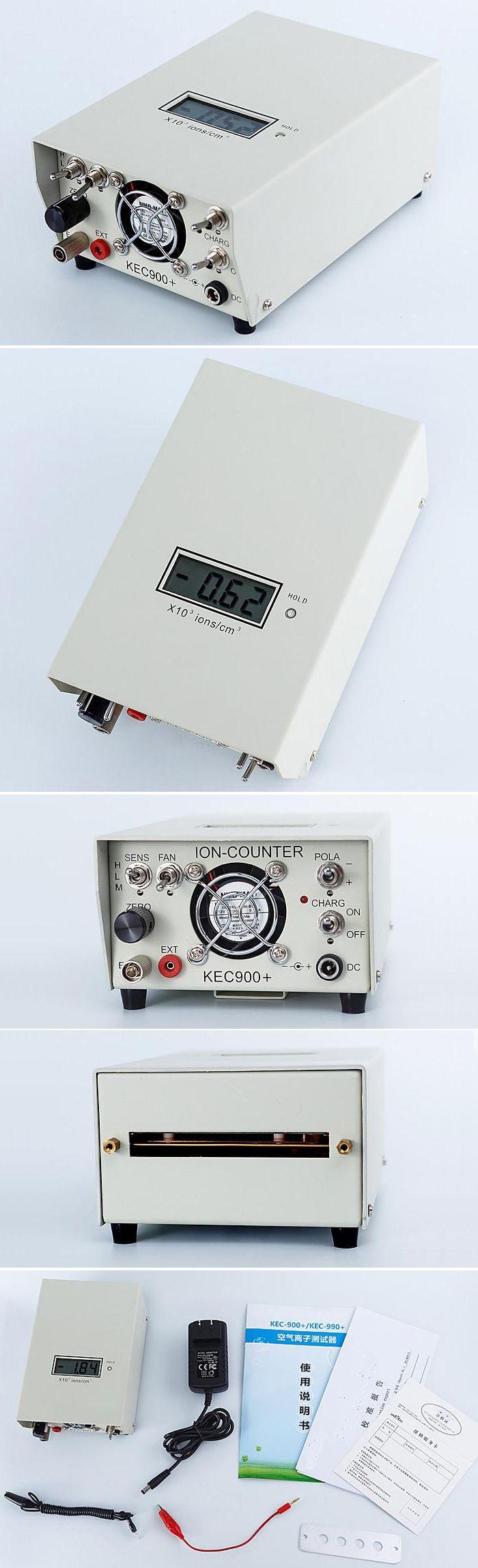 Przenośny Detektor Stężenie Jonów Ujemnych Tlenu Powietrza/Air Ion Tester KEC900…