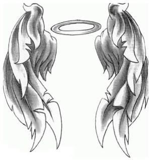 Tatoo Of Angel Wings Photo:  This Photo was uploaded by buseman1993. Find other Tatoo Of Angel Wings pictures and photos or upload your own with Photobuc...