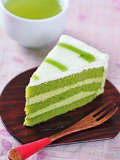 Matcha Kuchen Rezept