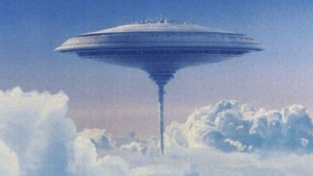 the CLOUD CITY ;)