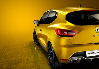 New RenaultSport Clio RS