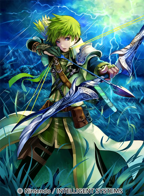 Gordin - Fire Emblem