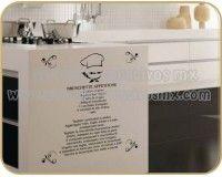 Vinilos Decorativos para Cocina 12 | Bruschette appetitose http://vinilosdecorativosmx.com/vinilos-para-pared/vinilos-de-cocina