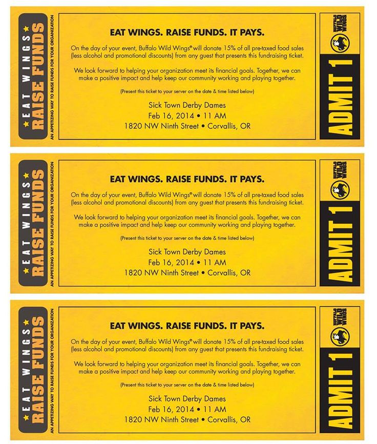 Coupons for Sunday's Fundraiser! Go. Eat. Wings! Support Sick Town's S*M*A*S*H unit in their quest to reach the Wild West Showdown. http://anncoupons.com/restaurantscoupons/item/buffalo-wild-wings-coupons