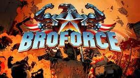 #BroForce #Run&gun