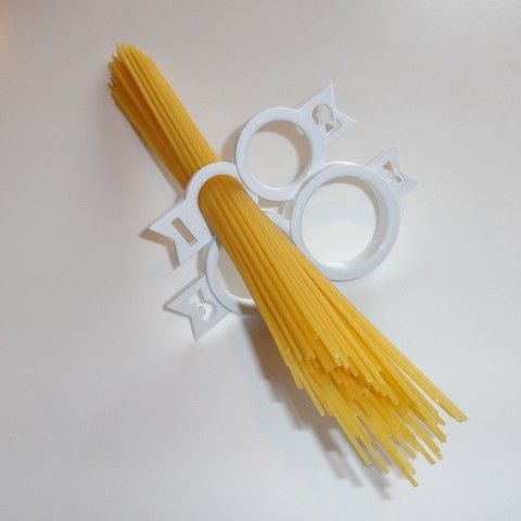 Download on https://cults3d.com #3Dprinting #Impression3D Spaghetti doser 3D model, OM3D