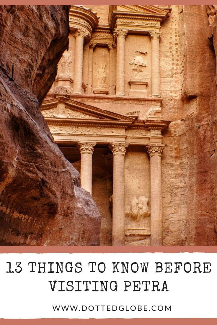 13 Things To Know Before Visiting Petra Jordan Vacation Trips