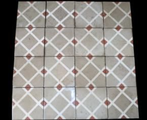 old spanish cement tiles