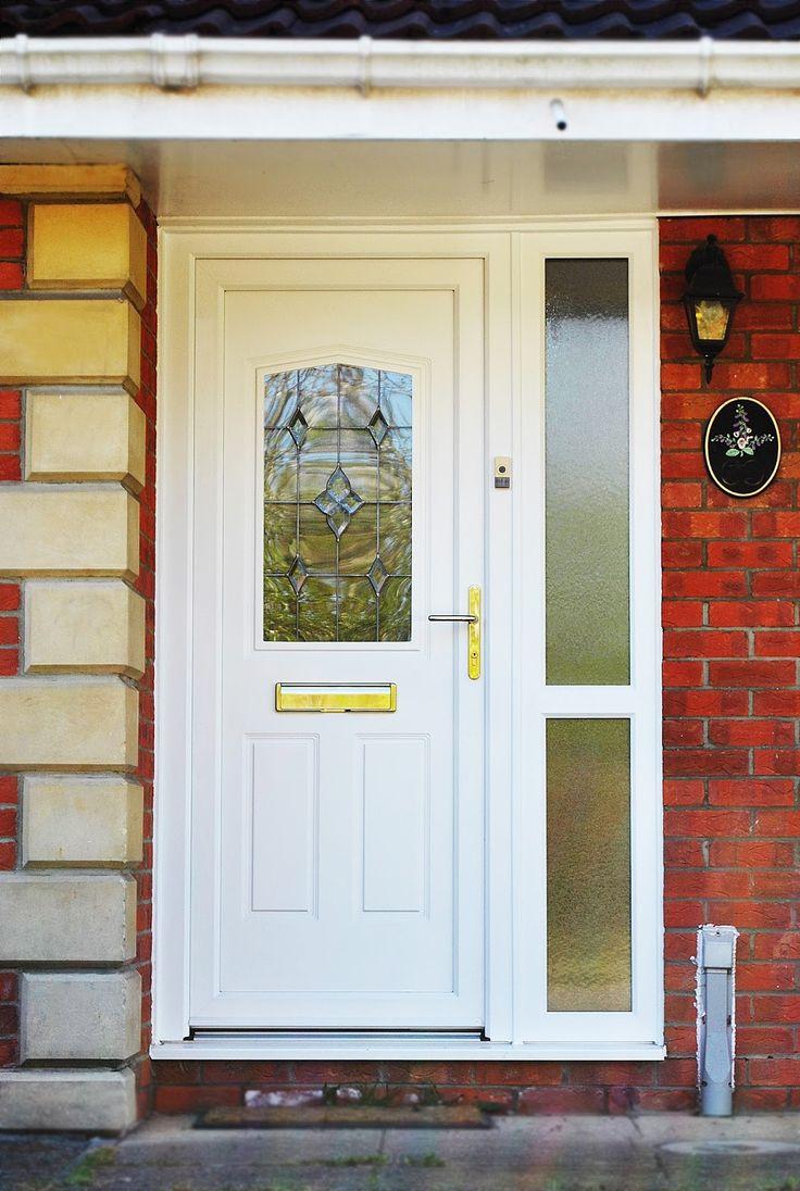 44 best installations upvc front doors images on pinterest a simple rennovation full house of rehau windows and a upvc canterbury door rubansaba