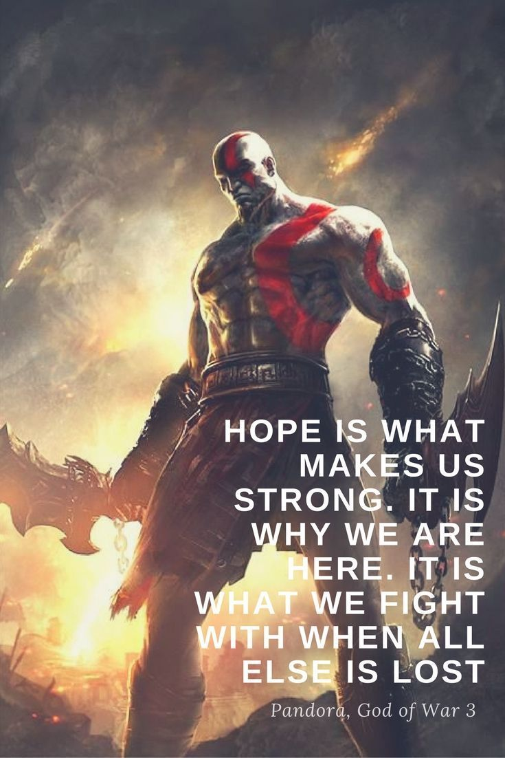 God Of War 2018 Best Video Games Quote 2018 Video Game Quotes Game Quotes War Quotes