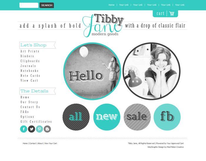 28 best Mod Melon Creative Templates images on Pinterest | Role ...