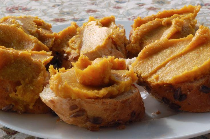 Dýňové máslo s jablky a kokosem | Ze zahrady do kuchyně