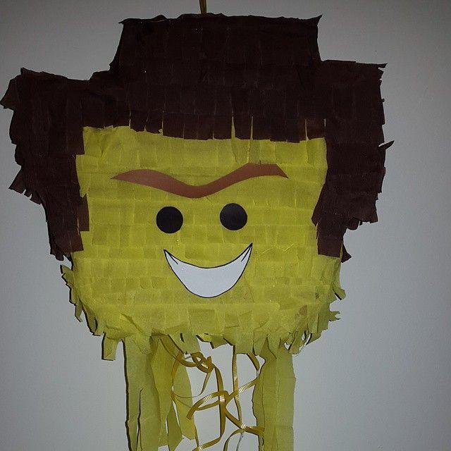 "The Lego Movie ""Lord Business Pinyata!"