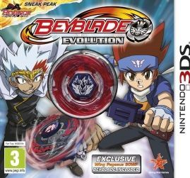 Beyblade Evolution Collectors Edition Game 3DS Please Note 3DS titles are not compatible with standard Nintendo DS consoles BEYBLADE Evolution is based on the global blockbuster toy and TV brand which has sold over 200 million toys since launch an http://www.comparestoreprices.co.uk/january-2017-6/beyblade-evolution-collectors-edition-game-3ds.asp
