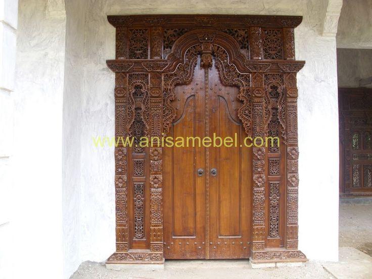 Gebyok Jati Mebel Jepara | Furniture Store | Mebel Jati