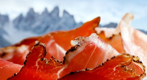 Do you know #speck? A ham mad in the italian border region of Alto Adige #italy #food #yummy