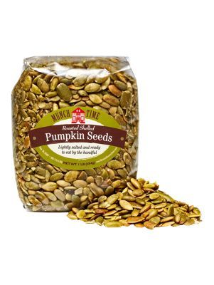 how to cook shelled pumpkin seeds