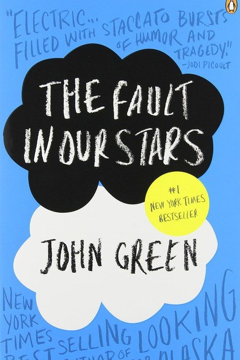 The Fault in Our Stars, by John Green | The 37 Best YA Books Of All Time
