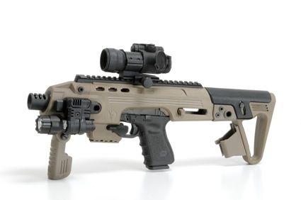 EMA Tactical RONI pistol to carbine conversion kit