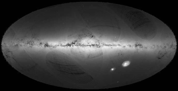 Gaia Mission Shares First Data Detailing the Milky Way Galaxy Like Never Before