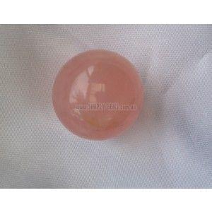 Rose Quartz Sphere 55mm
