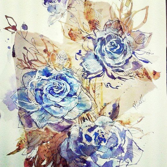Permanent Sketch Book: 58 Best Rebecca Yoxall Art Etsy Images On Pinterest