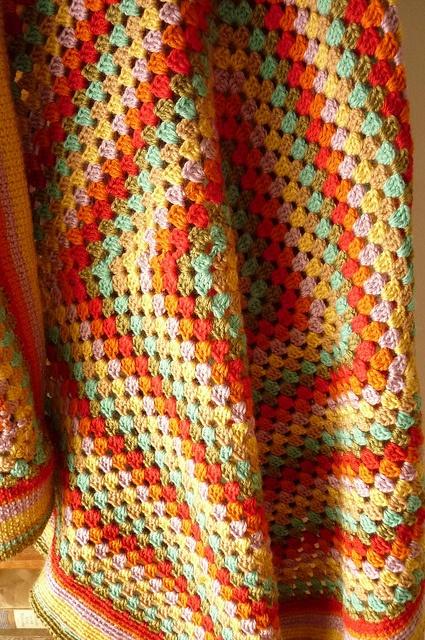 Basic Granny Square: free pattern
